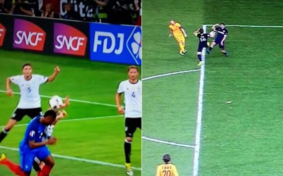西媒炮轰主裁:欧冠无视巴萨点球 这次吹了|图