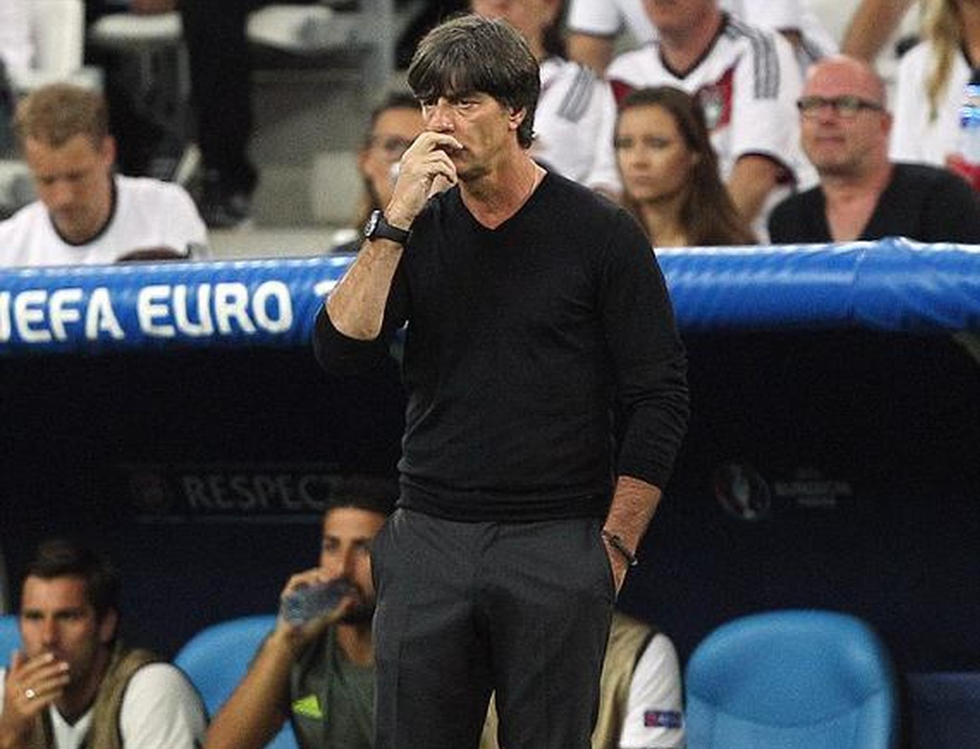 勒夫再度炮轰欧洲杯扩军:比赛没质量 不是好事