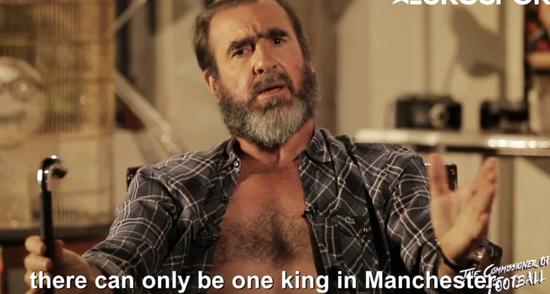 曼彻斯特只有一个国王