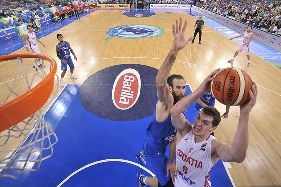 塞尔维亚轻取奥运门票 帕克26分法国最后出线