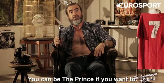 你如果感兴趣可以当王子