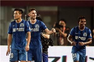 中超-双外援联手破门 富力客场2-0送华夏3连败