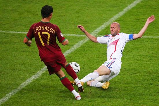 2006年世界杯半决赛法葡大战
