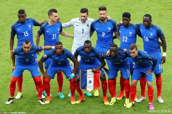 法国不哭!足坛未来是你们的 黄金一代才刚起步