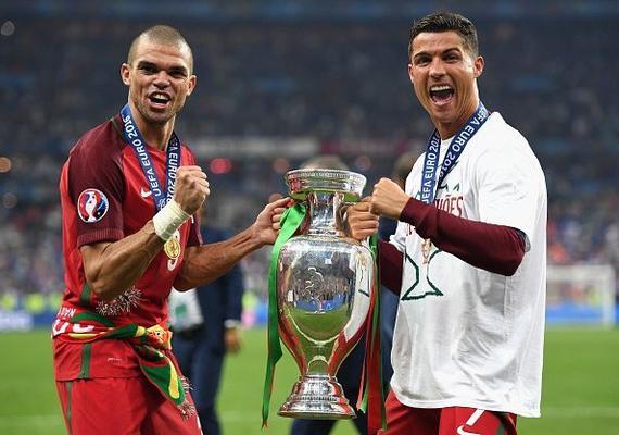 葡萄牙夺冠的最大功臣是他 比C罗还关键