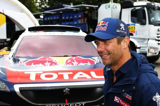 WRC九次年度冠军获得者勒布