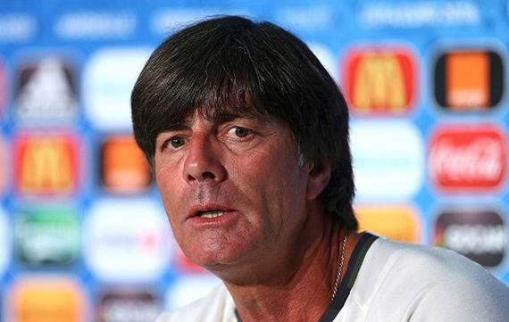 德国足协宣布勒夫留任至2018 将带队出战世界杯