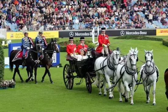 2013年丹麦公主Mary出席开幕式,今年开幕式为本月12日