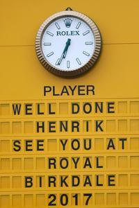英国公开赛斯滕森63杆力克米克尔森 首赢大满贯