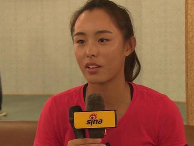 王蔷:打奥运更有责任感