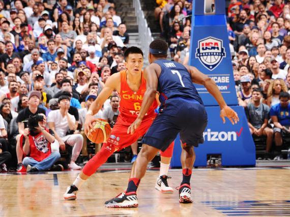 中国49分大败美国