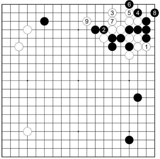 图84白的对策