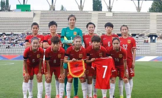任桂辛,中国女足带着你的梦想走上赛场