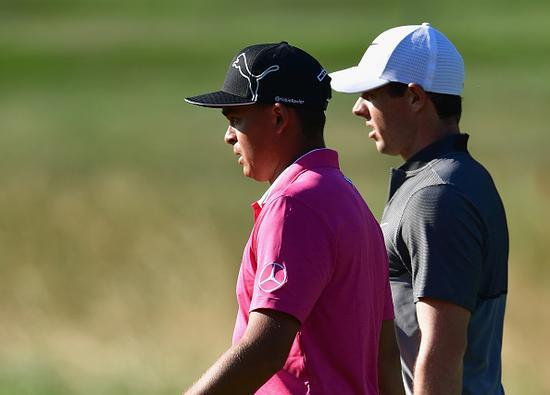 福勒与小麦同是PGA锦标赛的得志人