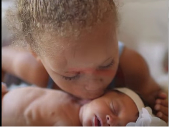 库里和女儿