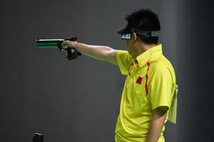 首金再推迟!10米气手枪庞伟铜牌 越南奥运首金