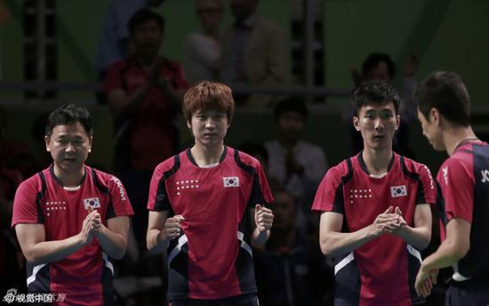 韩国将挑战中国