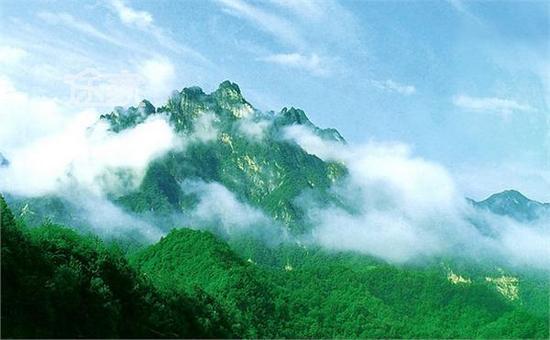 洛阳白云山景区相片