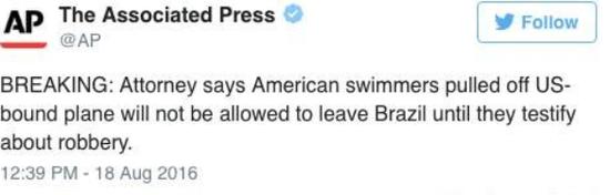 巴西:不说清了谁也别走