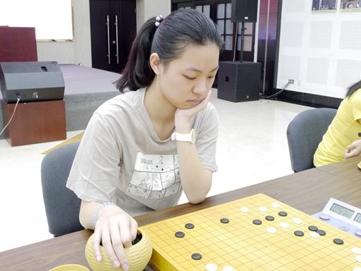 女子组冠军潘阳