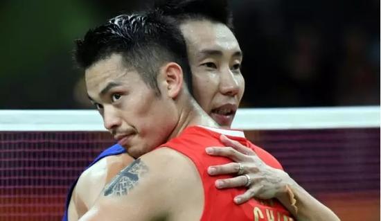 林丹不敵李宗偉,未能闖進決賽。