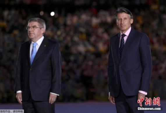 巴赫:里约奥运会是在非凡城市举办的非凡奥运会