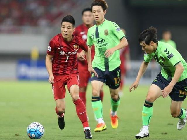 视频录播-亚冠1/4决赛首回合 上港vs全北上半场