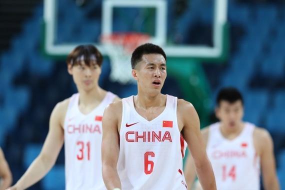 中国男篮在奥运会中5战皆负