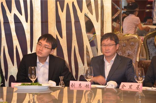 朴廷桓与刘昌赫