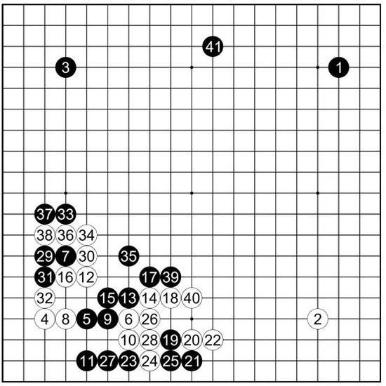 参考谱9 李世�h执黑vs��栩
