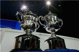 美网抽签小德纳达尔同半区 郑赛赛首战奥运冠军