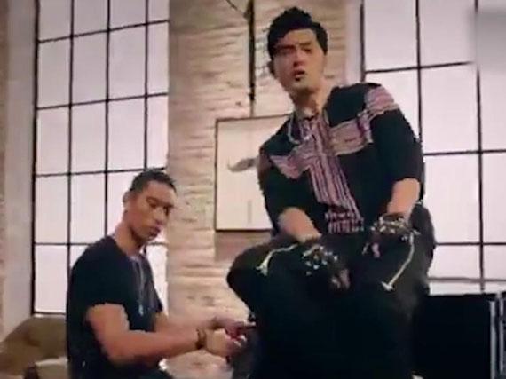 林书豪出演周杰伦新歌MV