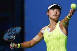 美网王雅繁救4赛点仍告负 无缘晋级女单32强