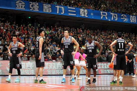 辽宁男篮在赛季开始前又遭遇打击