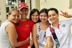 俄罗斯女队