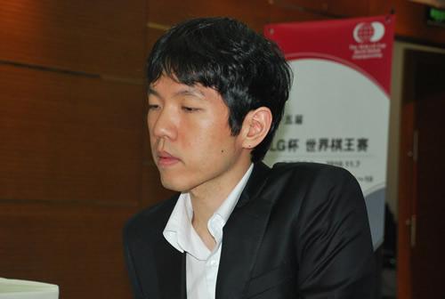 LG杯之男李昌镐