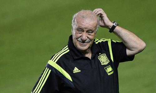 博斯克:巅峰西班牙才赢1-0