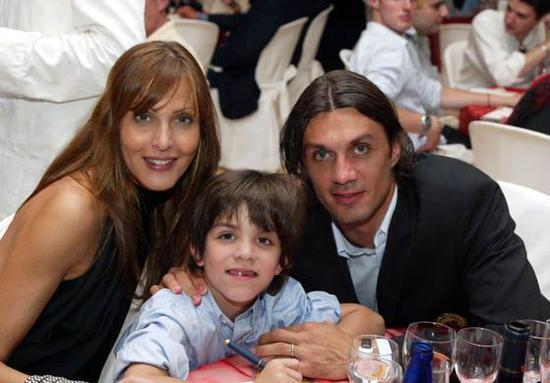 马尔蒂尼和他的男儿子