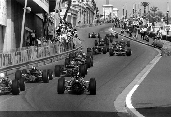 1966赛季F1摩纳哥站