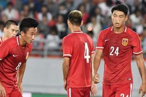 邀请赛-中国U19国青1-3墨西哥 3战1胜2负排第3