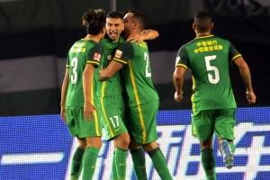 中超-伊尔马兹梅开二度 国安2-0辽足终结4轮不胜
