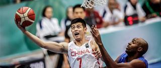 亚洲挑战赛:中国93-88中华台北