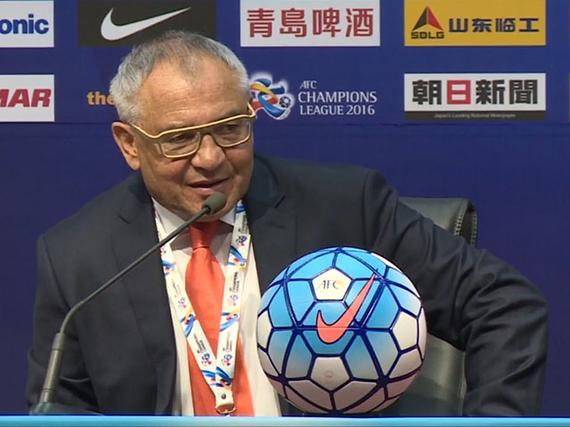 马加特:挽回中国足球尊严