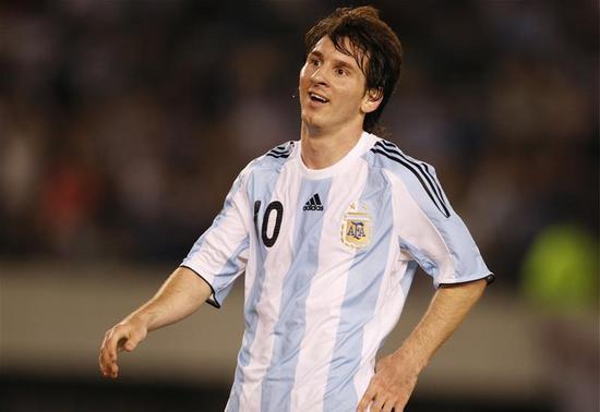 梅西还得在国家队踢出更具决定性的表现