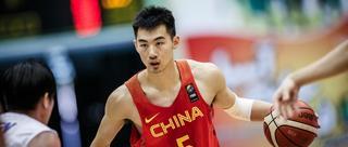 亚洲挑战赛:中国88-66再胜中华台北
