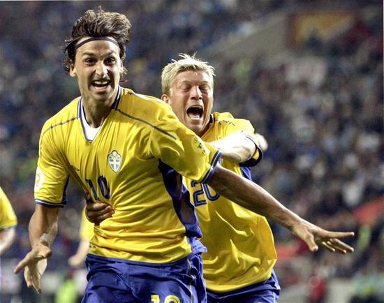 伊布是瑞典人心中的英雄