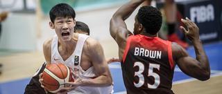 亚洲挑战赛-国奥胜日本获第5