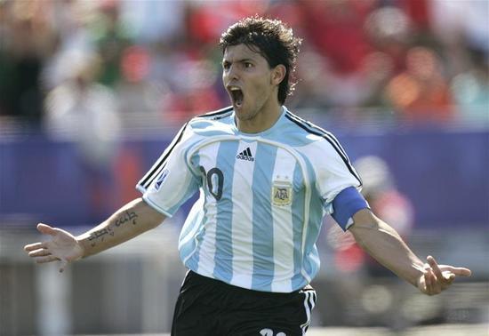 阿圭罗也得在国度队踢出更好体现