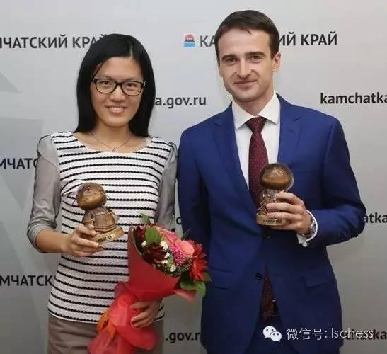 侯逸凡与新科欧洲冠军伊纳尔基耶夫