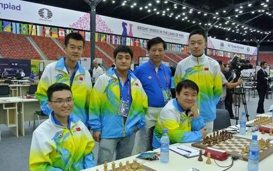 中国男队仍是强队